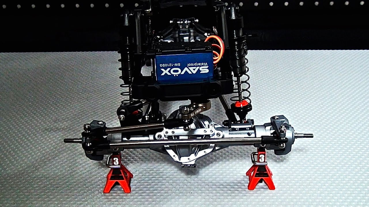 how to fix rc steering servo