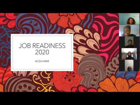 Job Readiness- Who am I?