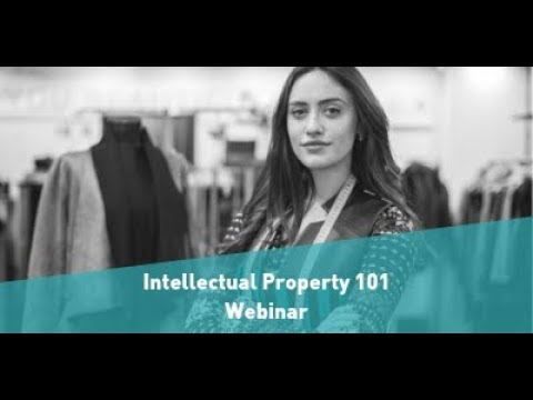 Intellectual Property (IP) 101 Webinar