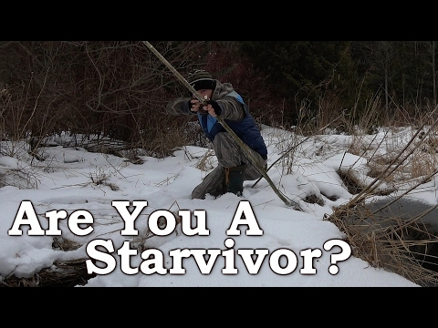 DELUSIONS ABOUT LIVING OFF THE LAND!!! | Are You A Starvalist Or Starvivor?