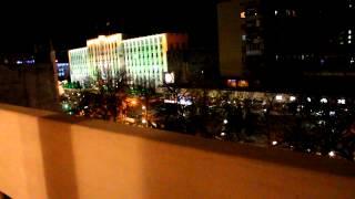 Краснодар ночью, вид из гостиницы Москвы/(Краснодар ночью., 2012-04-10T19:44:57.000Z)