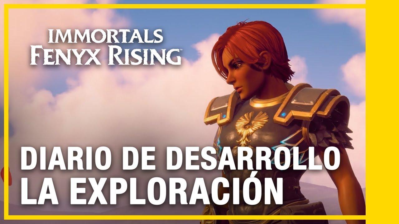 Immortals Fenyx Rising - Pláticas del Tártaro: La Exploración | Ubisoft LATAM