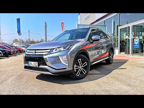 "2019 Mitsubishi ECLIPSE Cross ""TOP"" 1.5 Turbo"