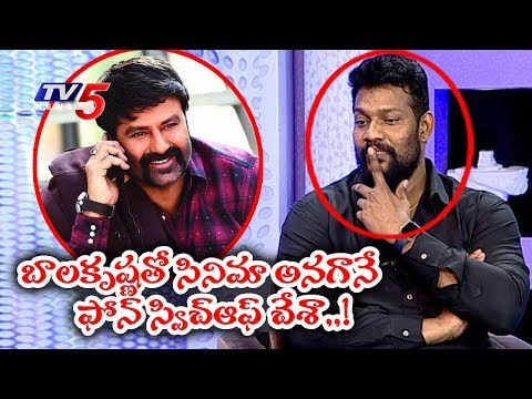 Kalakeya Prabhakar Speaks About Nandamuri Balakrishna | Jai Simha | TV5 News