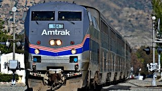 HD: Amtrak