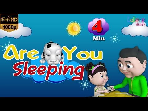 Are you Sleeping Brother John || Nursery Rhyme Collection