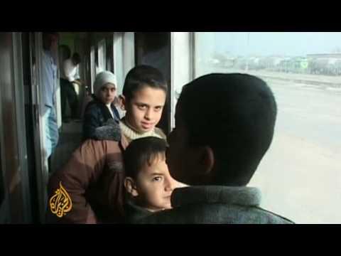 Baghdad train returns as danger lessens - 24 May 09