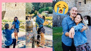 We're Engaged! The Most Surprising Proposal Ever!