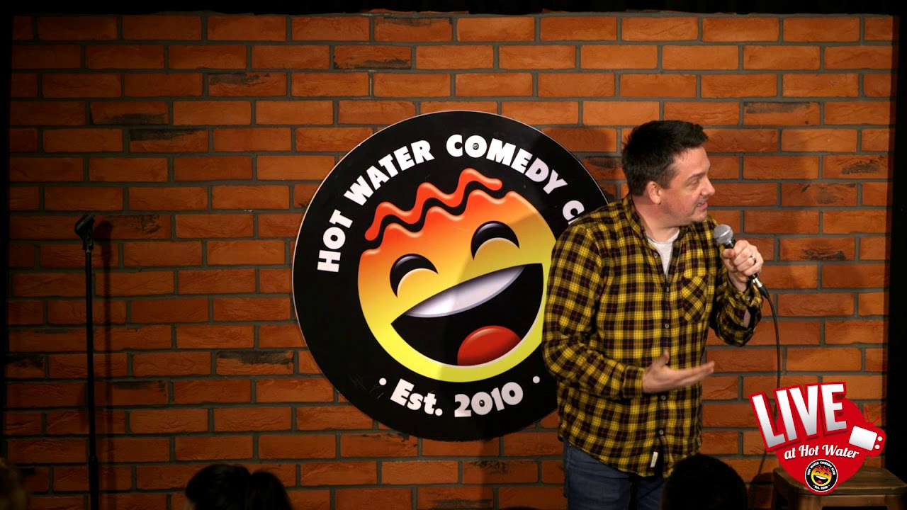 Colin Howarth | LIVE at Hot Water Comedy Club