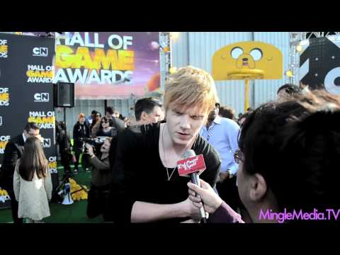 Adam Hicks At The 2nd Annual Cartoon Network Hall Of Game Awards