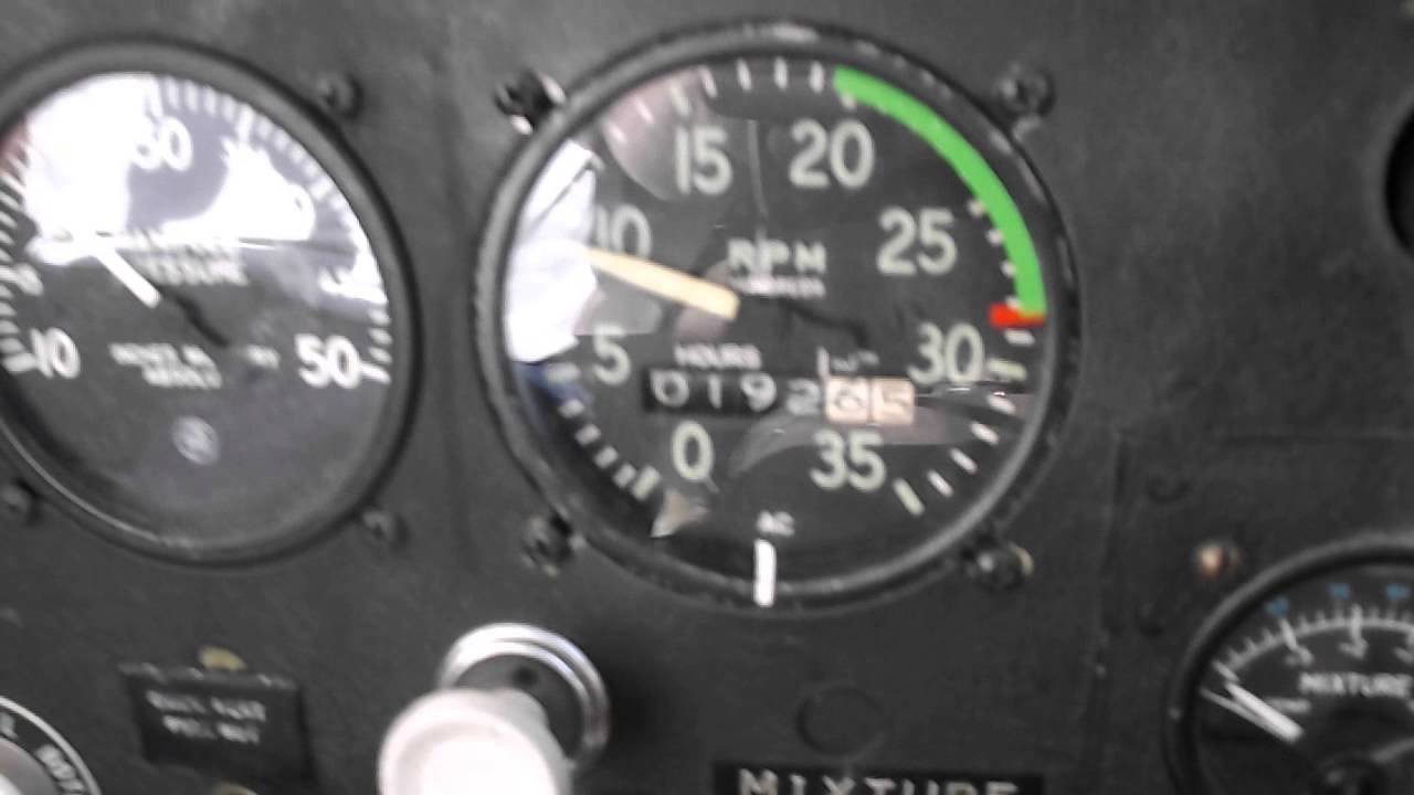 Cessna 175 with Franklin 220 HP