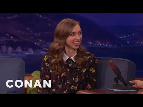 Lauren Lapkus Worked Out With Prince Harry   CONAN on TBS