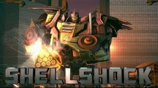 Shellshock - Transformers Universe Trailer