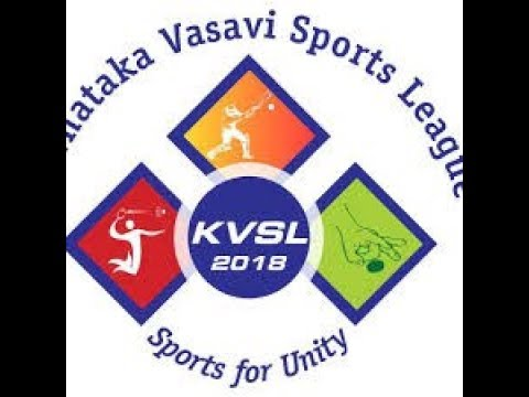 Karnataka Vasavi Sports League ( KVSL-2018)Semi-2 V V Puram vs. BSHIP