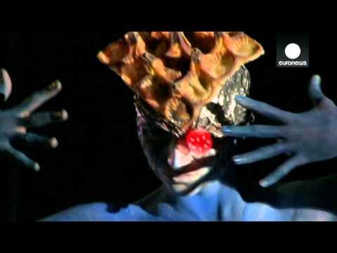 Spectacular Body Art At World Bodypainting Festival In Austria Youtube
