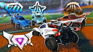 2s Tournament With EVERY Rank in Rocket League