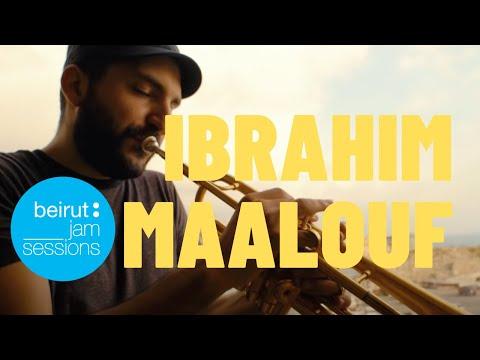 Beirut Jam Sessions | Ibrahim Maalouf (ft. Francois Delporte) - True Sorry
