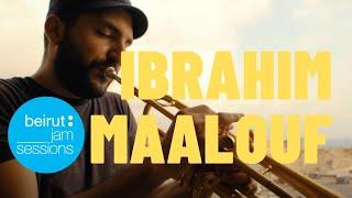 Beirut Jam Sessions - Ibrahim Maalouf (ft. Francois Delporte) - True Sorry