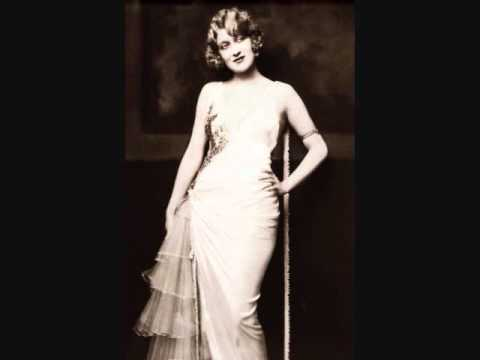 Ruth Etting  It All Depends on You 1927