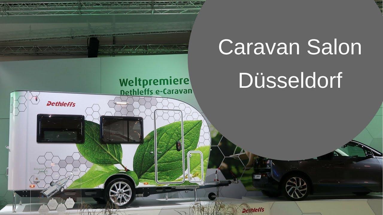 Caravan Salon Düsseldorf 2018 - Highlights and Innovation - YouTube