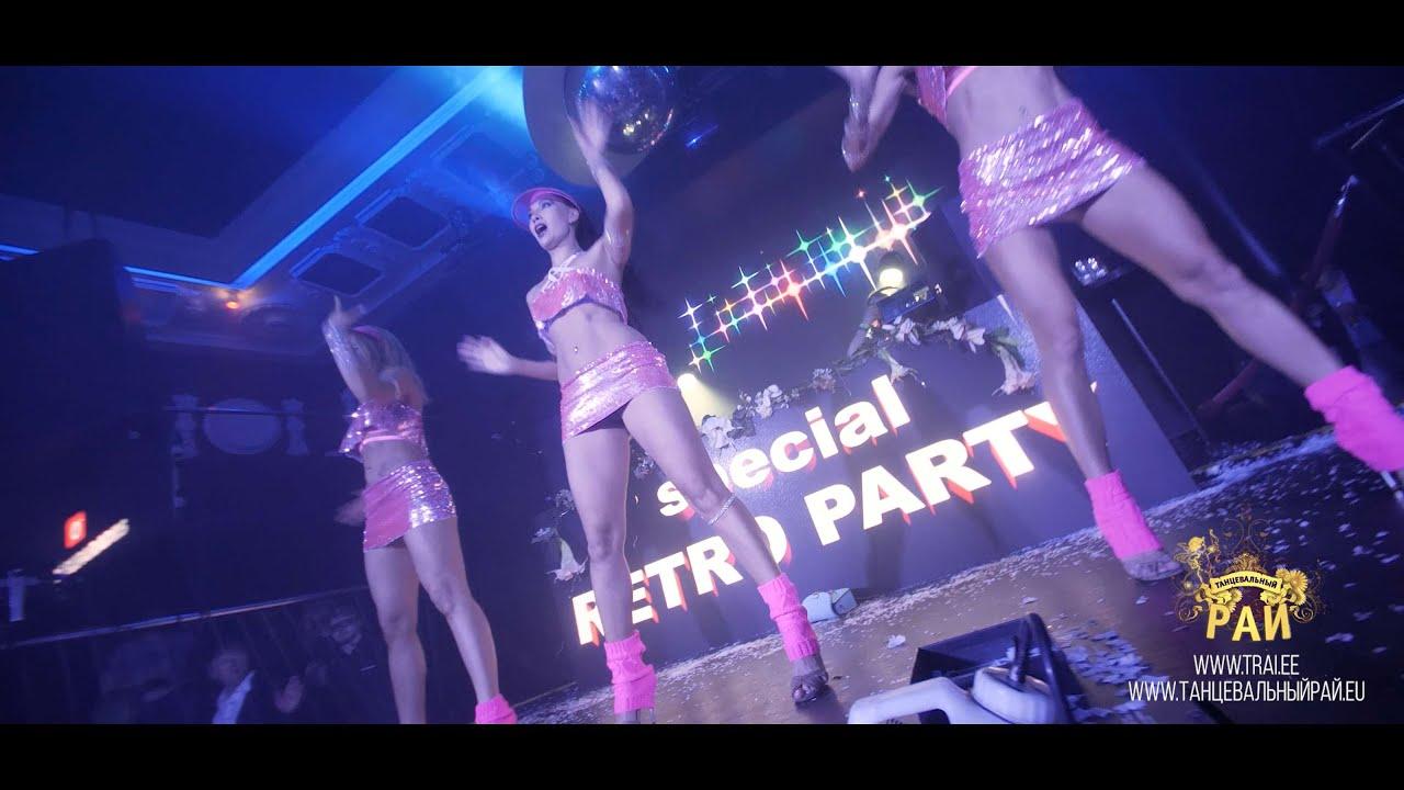 танцовщицы в ночной клуб москва