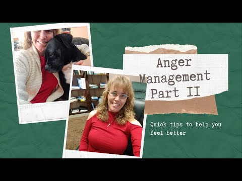 Anger Management Tools Part 2