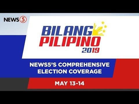 BILANG PILIPINO | MAY 14, 2019