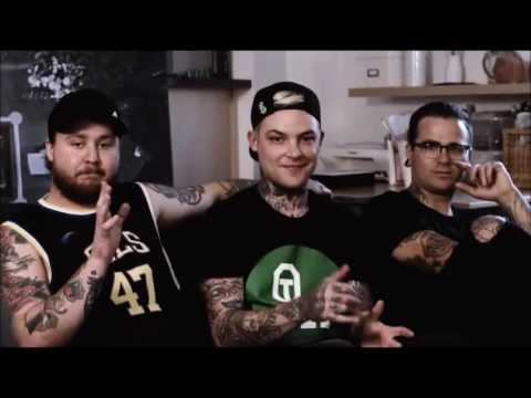 "The Amity Affliction new album ""This Could Be Heartbreak"" + tracklist - Avatar play at SiriusXM"