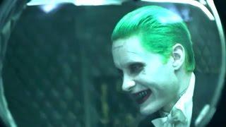 "Suicide Squad Extended Cut - Featurette ""The Joker deleted Scenes"" [HD]"