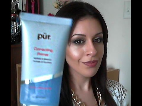 Pure Minerals Correcting Primer Hydrate & Balance Review
