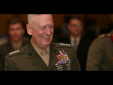 LIVE STREAM: Secretary of Defense James Mattis Holds Joint N