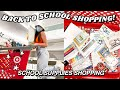 school supplies shopping haul 2020 *things you need for college/high school*   BACK TO SCHOOL ✏️🎓