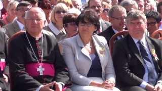 Dożynki Województwa Łódzkiego. Biała Rawska 2013 [www.KochamRawe.pl]