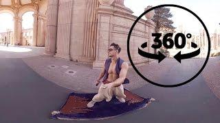 ALADDIN MAGIC CARPET 360