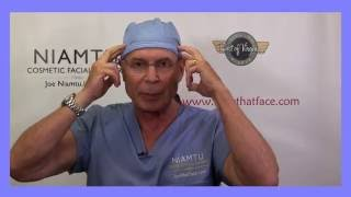Botox for TMJ/TMD by Dr. Joe Niamtu, III