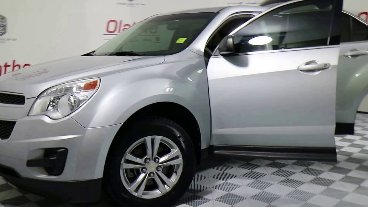 2010 Chevrolet Equinox LS FWD (Stock# GC411754B) - YouTube