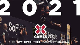WELCOME TO CATF | X Games 2021