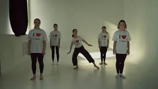 Видео от танцевальной студии \