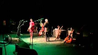 "Amanda Shires and John Prine ""In Spite of Ourselves"" and ""Unwed Fathers"""