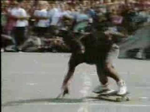 Skateboard World Cup 1989 Germany Part 1 Intro