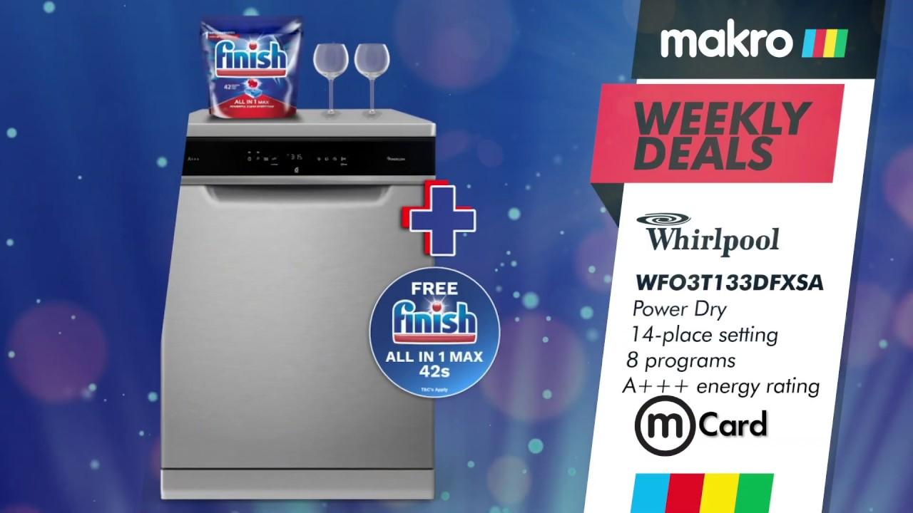 Makro Dishwashers Sale 5 Week 11 Youtube