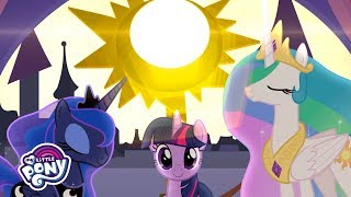 There's a New Holiday: The Festival of the Two Sisters! ☀️ MLP: Friendship is Magic Season 9