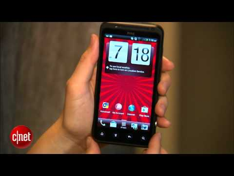 First Look: HTC Evo V 4G, Virgin Mobile's First 4G Phone