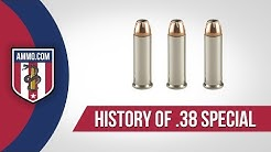 38 Special Ammo: The Forgotten Caliber History of 38 Special Ammo Explained
