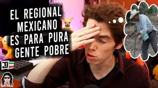 si escuchas el Regional Mexicano eres Pobre? ( respondo a Rolando Mora)