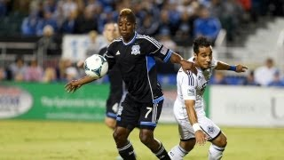 HIGHLIGHTS: San Jose Earthquakes vs. Vancouver Whitecaps | September 14, 2013