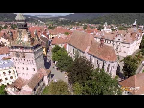 Filmare cu drona Targu Mures
