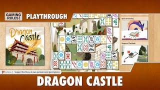 Dragon Castle Tutorial & Playthrough