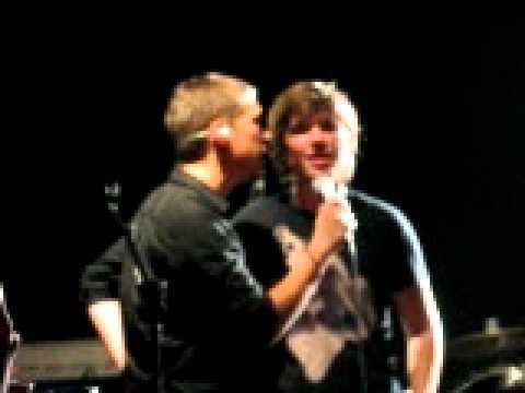 Hanson Live in Dublin, Ireland  -