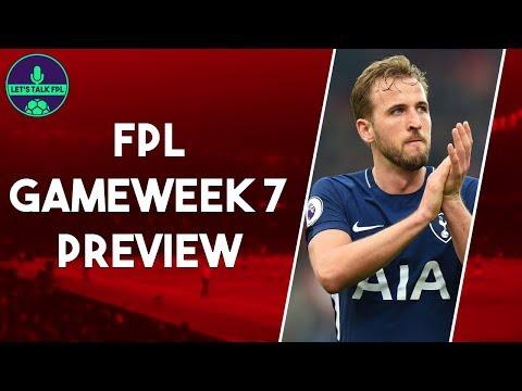 MY FPL TEAM GAMEWEEK 7   TIME TO BRING KANE IN?   Fantasy Premier League 2018/19